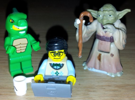 Lego Writer 2